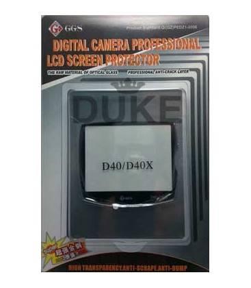 GGS PROTECTOR PANTALLA LCD NIKON D40 - D40X