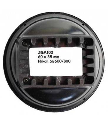 INTERFIT MONTURA STROBIES SGM100 PARA NIKON SB600 / SB800