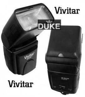 VIVITAR FLASH SPEEDLITE DF-283 PARA SONY