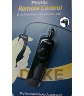 PHOTTIX CONTROL REMOTO SMALL C8 PARA CANON EOS 10D/20D/30D/40D/50D/5D/5D Mark II/7D/1D 1Ds Mark I-IV