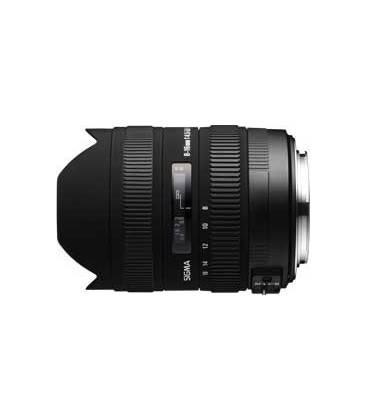 SIGMA 8-16mm F/4.5-5.6 DC HSM PARA CANON