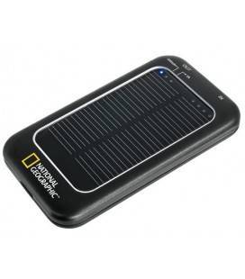 NATIONAL GEOGRAPHIC CARGADOR SOLAR CON CLAVIJAS PARA MOVILES