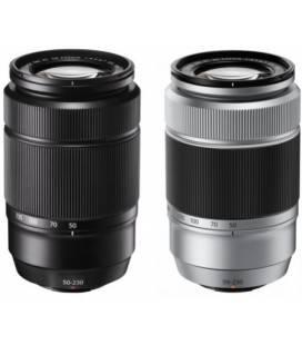 FUJIFILM OBJETIVO FUJINON XC50-230mm F4.5-6.7 OIS (NEGRA Y PLATA)