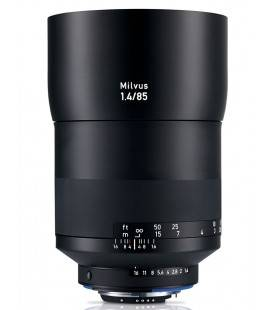 ZEISS MILVUS 85MM F/1.4 ZF.2 NIKON