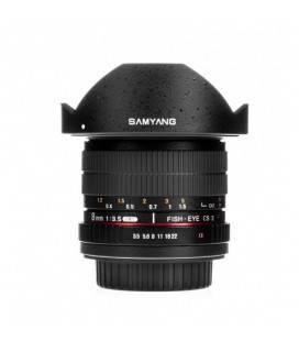 SAMYANG 8mm T3.8 V-DSLR UMC CSII PARA SONY E