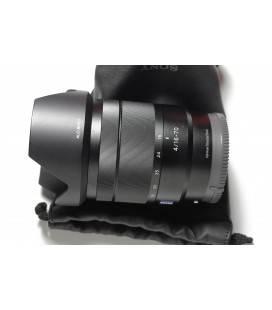 SONY SEL-1670Z OS VARO-TESSAR T* E 16-70mm f4 ZA OSS + 100 EUROS REEMBOLSO DIRECTO DE SONY