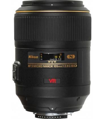 Nikon AF-S VR Micro 105mm F2.8 G IF-ED