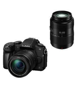 PANASONIC DMC G80 +12-60 + 45-200 4K WIFI (DOBLE KIT) + 100 EUROS CASHBACK