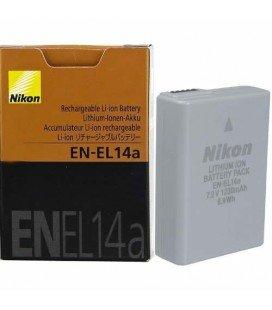 NIKON BATERIA EN-EL14/14a (ORIGINAL)