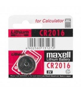 MAXELL PILA DE BOTON CR2016