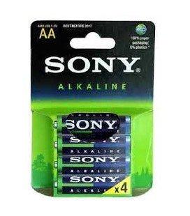 SONY PILAS ALCALINAS AA AM3B4