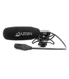 AZDEN SGM-250CX MICROFONO CN AUDIO XLR