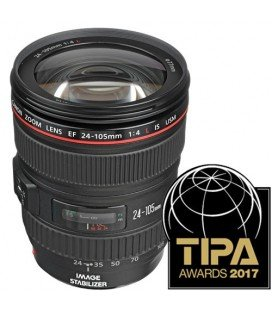 CANON EF 24-105MM 1: 4L IS II USM (OBJETIVO DE UN KIT- CAJA BLANCA)