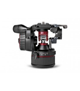 MANFROTTO ROTULA NITRO TECH N8 FLAT BASE