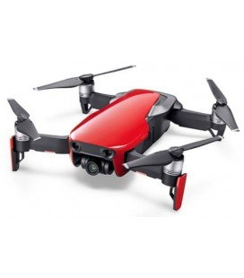 DJI MAVIC AIR FLY MORE COMBO 4K ROJO-RED