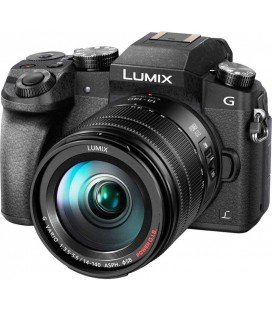 PANASONIC LUMIX DMC-G80H CON 14-140MM f/3.5-5.6 ASPH. POWER O.I.S. + 100 EUROS CASHBACK