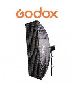 GODOX VENTANA 80X120CMS + GRID + APAPTADOR ELINCHROM SB-FE80120