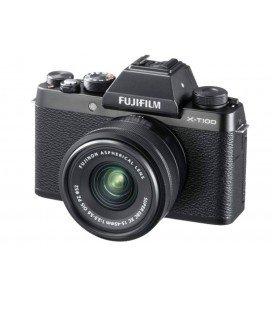 FUJIFILM X-T100 + 15-45MM NEGRO