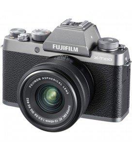 FUJIFILM X-T100 + 15-45MM - PLATA