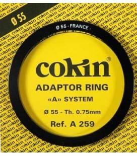 COKIN ANILLA ADAPTADOR SERIE A DE 55 MM.