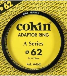 COKIN ANILLA ADAPTADOR SERIE A DE 62 MM.