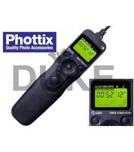 PHOTTIX CONTROL REMOTO TR-90 C6 P/CANON 350D-400D-450D-500D-1000D