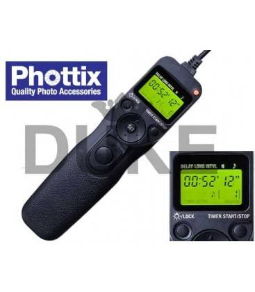 PHOTTIX CONTROL REMOTO TR-90 N6 P/NIKON D70s-D80