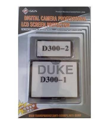 GGS PROTECTOR PANTALLA LCD NIKON D300