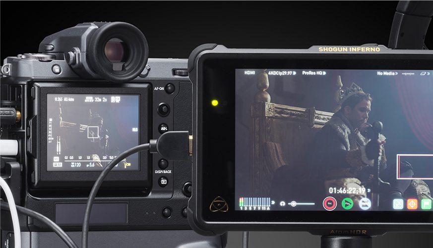 GFX100, Fujifilm GFX100