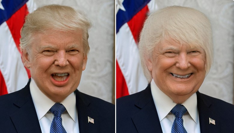 filtros neuronales, photoshop, inteligencia artificial photoshop, donald trump fake, IA photoshop, adobe photoshop