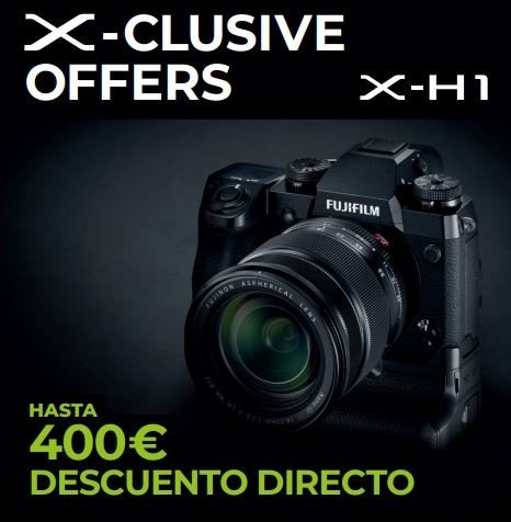 FUJI X-H1 PROMO
